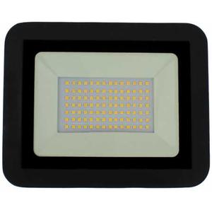 Proiector LED WELL LEDFN-SPARKLE50BK-WL, 50W, 4000 lumeni, IP65, negru