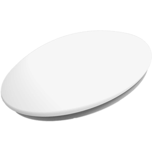 Plafoniera LED de exterior WELL LEDCN-1226-SATIN-WL, 12W, alb