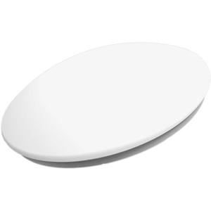 Plafoniera LED de exterior WELL LEDCC-1833-SATIN-WL, 18W, alb