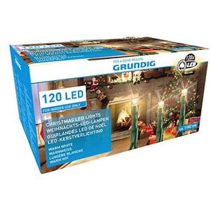 Instalatie de brad CHRISTMAS GIFT IP120, 120 led-uri