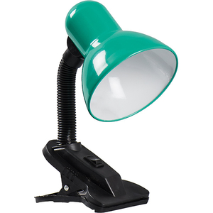 Lampa birou ERSTE LICHT EL0021293, 60W, E27, verde