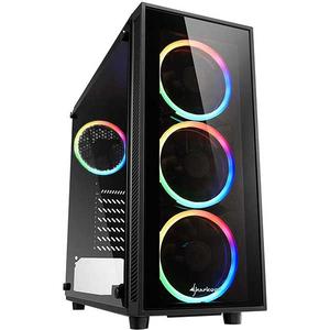 Sistem Desktop Gaming MYRIA Vision V31, Intel Core i7-9700 pana la 4.7GHz, 32GB, SSD 500GB, NVIDIA GeForce RTX 2060 6GB, Ubuntu