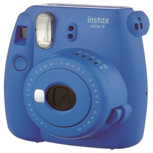 Camera foto instant FUJI Instax Mini 9, Cobalt Blue