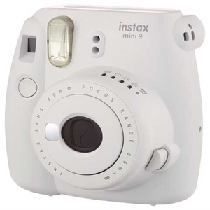 Camera foto instant FUJI Instax mini9, Smoky White