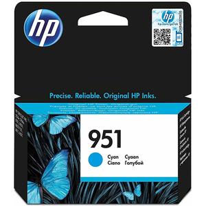 Cartus HP 951 (CN050AE), cyan