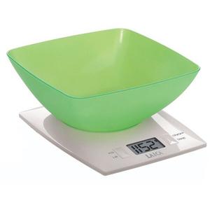 Cantar de bucatarie LAICA KS1012, 3kg, verde-alb