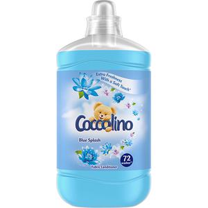 Balsam de rufe COCCOLINO Blue Splash, 1.8l, 72 spalari