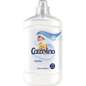 Balsam de rufe COCCOLINO Sensitive, 1.8l, 72 spalari