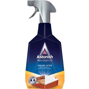 Solutie pentru indepartarea grasimilor ASTONISH C6750, 750ml