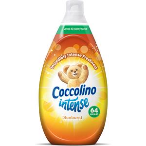 Balsam de rufe COCCOLINO Intense Sunburst, 960ml, 64 spalari