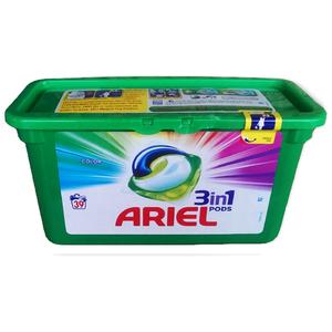 Detergent capsule ARIEL 3 in 1 Color, 39 capsule