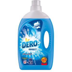 Detergent automat lichid DERO Ozon+ Briza marii, 4.2l, 65 spalari