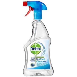 Spray dezinfectant suprafete DETTOL Trigger, 500 ml