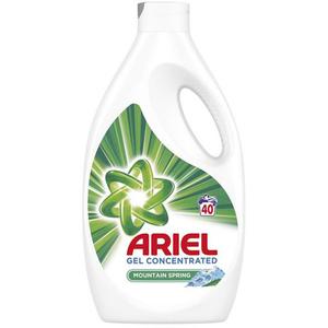 Detergent lichid ARIEL Mount Spring, 2.2l, 40 spalari