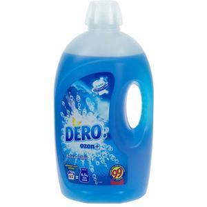 Detergent lichid DERO Ozon+Briza marii, 4.2l, 65 spalari