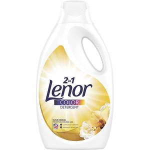 Detergent lichid LENOR Gold Orchid Color, 2.2l, 40 spalari
