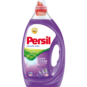 Detergent lichid PERSIL Lavander Color, 3L, 60 spalari
