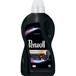 Detergent lichid PERWOLL Renew Black, 1.8L, 30 spalari