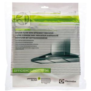 Filtru de grasime pentru hote cu indicator de saturatie ELECTROLUX E3CGB002