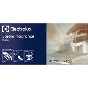 Odorizant reimprospatare rufe ELECTROLUX E6WMFR010, 10 x 20ml