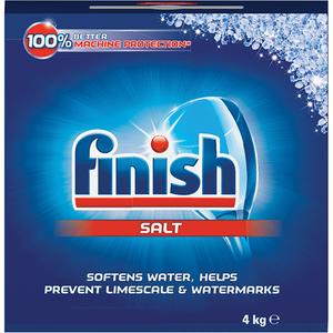 Sare pentru masina de spalat vase FINISH, 4 kg