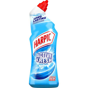 Dezinfectant gel HARPIC Active Gel Marine, 750 ml