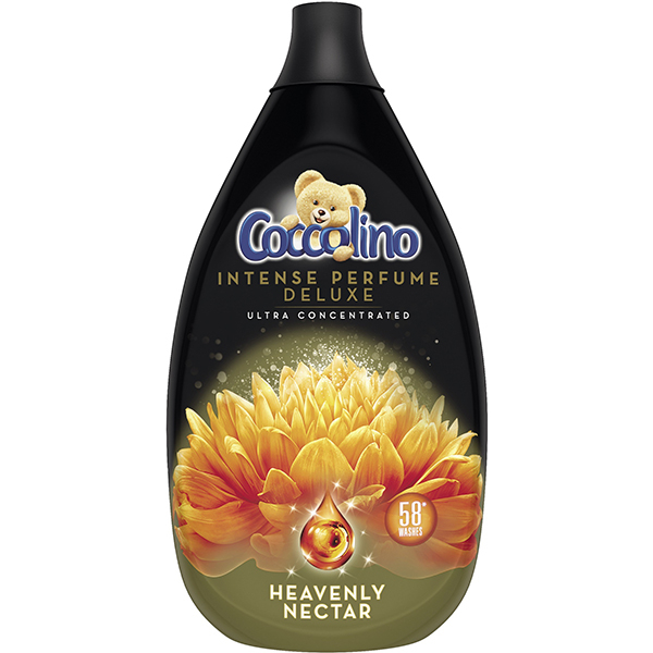 Balsam de rufe COCCOLINO Intense Heavenly, 870ml, 58 spalari