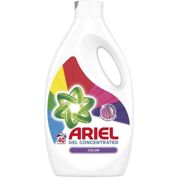 Detergent lichid ARIEL Color, 2.2l