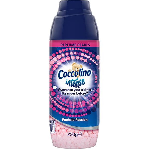 Perle parfumate COCCOLINO Fucshia, 250g