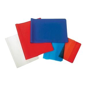 Coperta caiet VOLUM, 486 x 174 mm, rosu