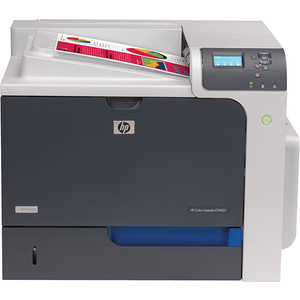 Imprimanta laser color HP LaserJet Enterprise CP4025dn, USB, Retea