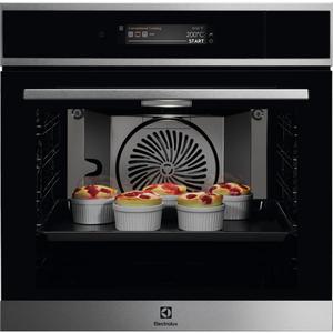 Cuptor incorporabil ELECTROLUX EOA9S31CX, electric, 70l, A++, negru