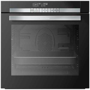 Cuptor incorporabil GRUNDIG GEZM47001BP, electric, 80l, A, negru