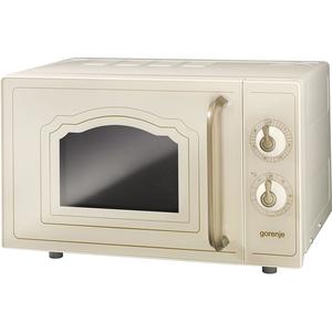 Cuptor microunde cu grill GORENJE MO4250CLI, 20l, 700W, alb