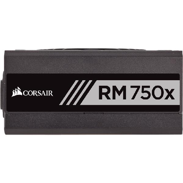 Sursa de alimentare CORSAIR RM750x 750W, 135mm, 80 Plus Gold, CP-9020179-EU