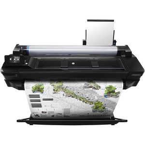 Plotter HP DesignJet T520 36-in, A1, USB, Retea, Wi-Fi