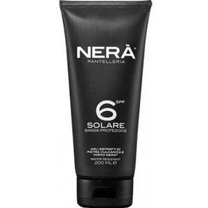 Crema pentru protectie solara NERA low, SPF 6, 200ml