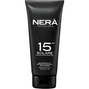 Crema protectie solara NERA medium, SPF 15, 200ml