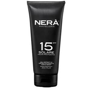Crema pentru protectie solara NERA medium, SPF 15, 200ml