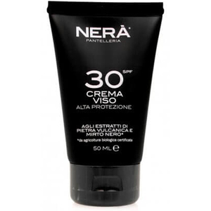 Crema de fata NERA pentru protectie solara high, SPF30, 50ml