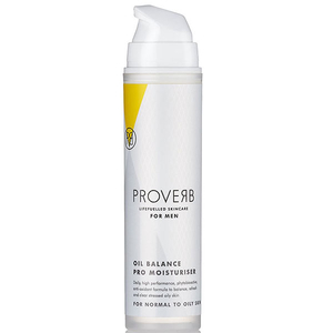 Crema prohidratanta PROVERB Oil balance, pentru barbati, 50ml