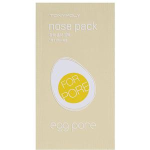 Masca de fata TONYMOLY Egg Pore Nose, 3ml