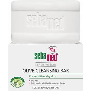 Calup dermatologic cu ulei de masline SEBAMED Sensitive Skin, 150g