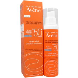 Crema de fata AVENE Fluide, SPF 50+, 50ml