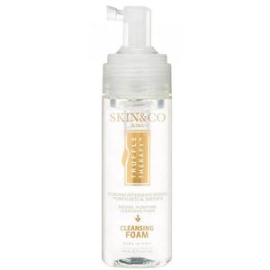 Spuma de curatare faciala Skin&Co Roma Truffle Therapy, 160ml