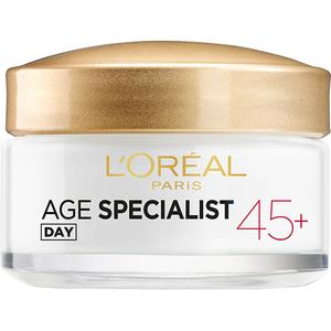 Crema de zi antirid L'OREAL PARIS Age Specialist 45+, 50ml
