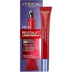 Crema contur pentru ochi L'OREAL PARIS Revitalift Laser X3, 15ml
