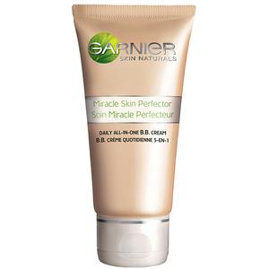 Crema BB GARNIER Miracle Skin Perfector, nuanta medie, 50ml