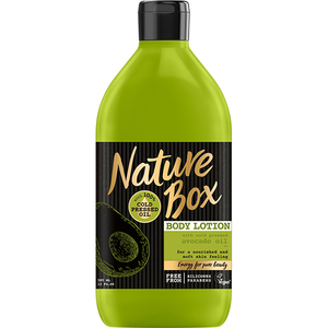 Lotiune de corp NATURE BOX Avocado, 385ml