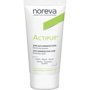 Tratament facial antiacneic NOREVA Actipur, 30ml